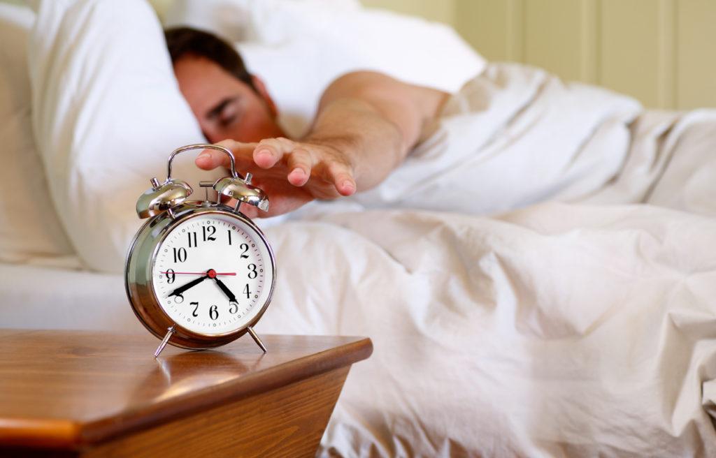 Как заново научится высыпаться?