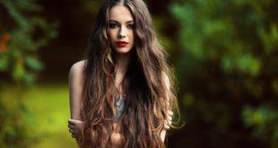Немного о длинных волосах