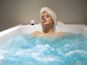 О пользе минеральных ванн