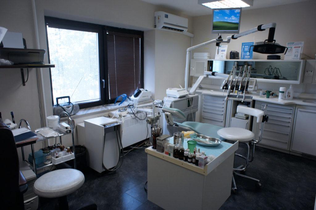 Оснащение стоматологического кабинета