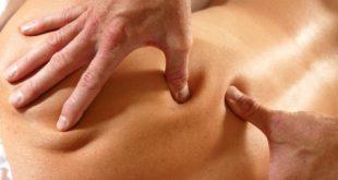 Точечный массаж как средство против боли