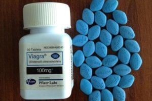 Виагра - история препарата