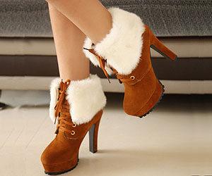 Vybiraem zimnyuyu zhenskuyu obuv